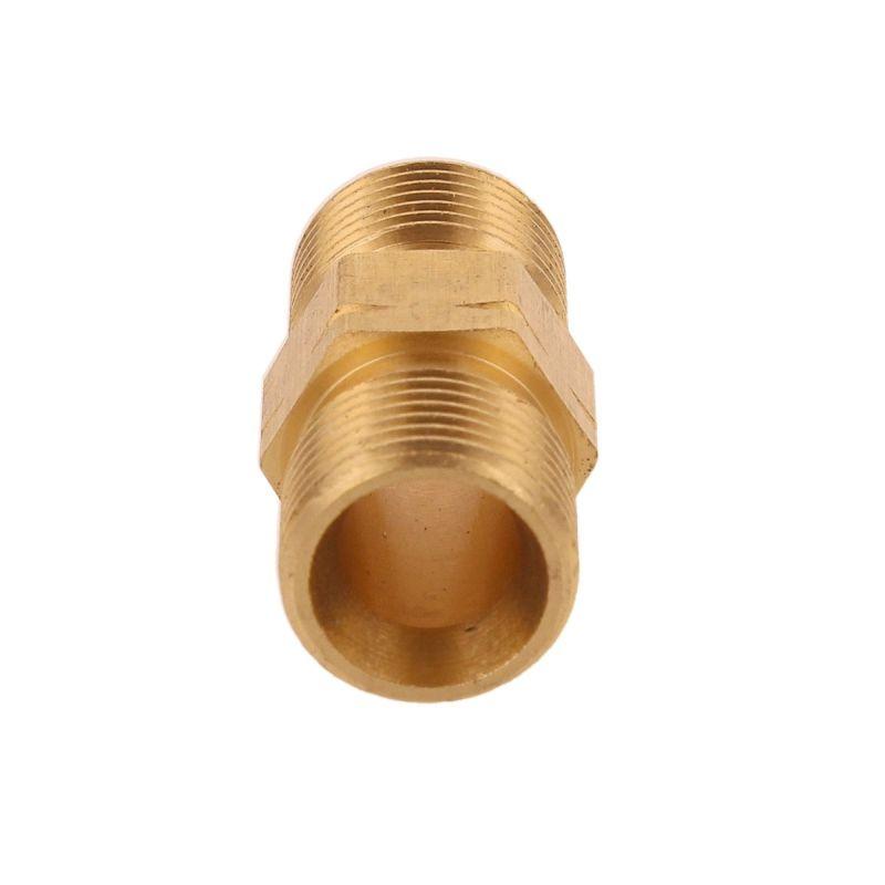 Doppelnippel Gasschlauchverbinder G 3/8