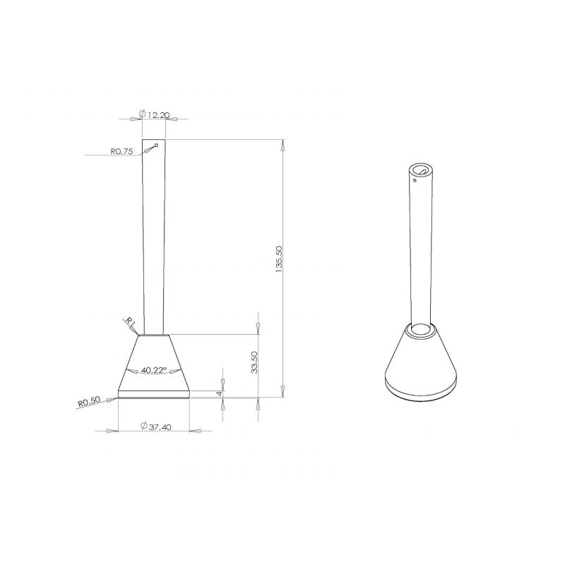 Durchflussmengenmesser  Argon/Co²  Gase bis 25 L/min