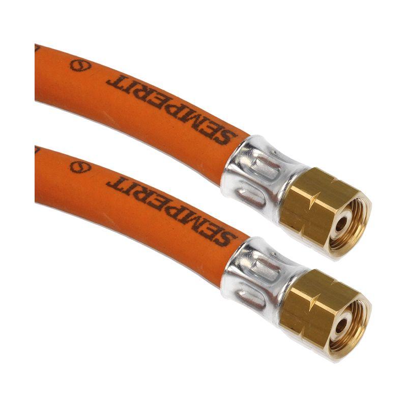 Hochdruckschlauchleitung 4 x 4 mm EN 16436-1, G 3/8