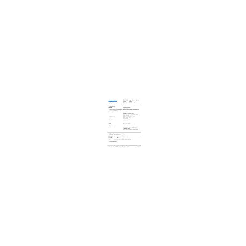 WEICON Epoxyd Minutenkleber, 24 ml 10550024